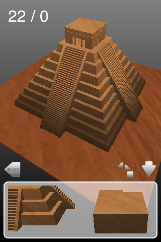 Screenshot WoodBlockArchitect3D