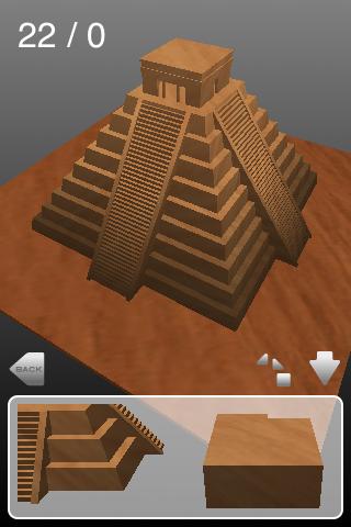 Screenshot WoodBlockArchitect3D