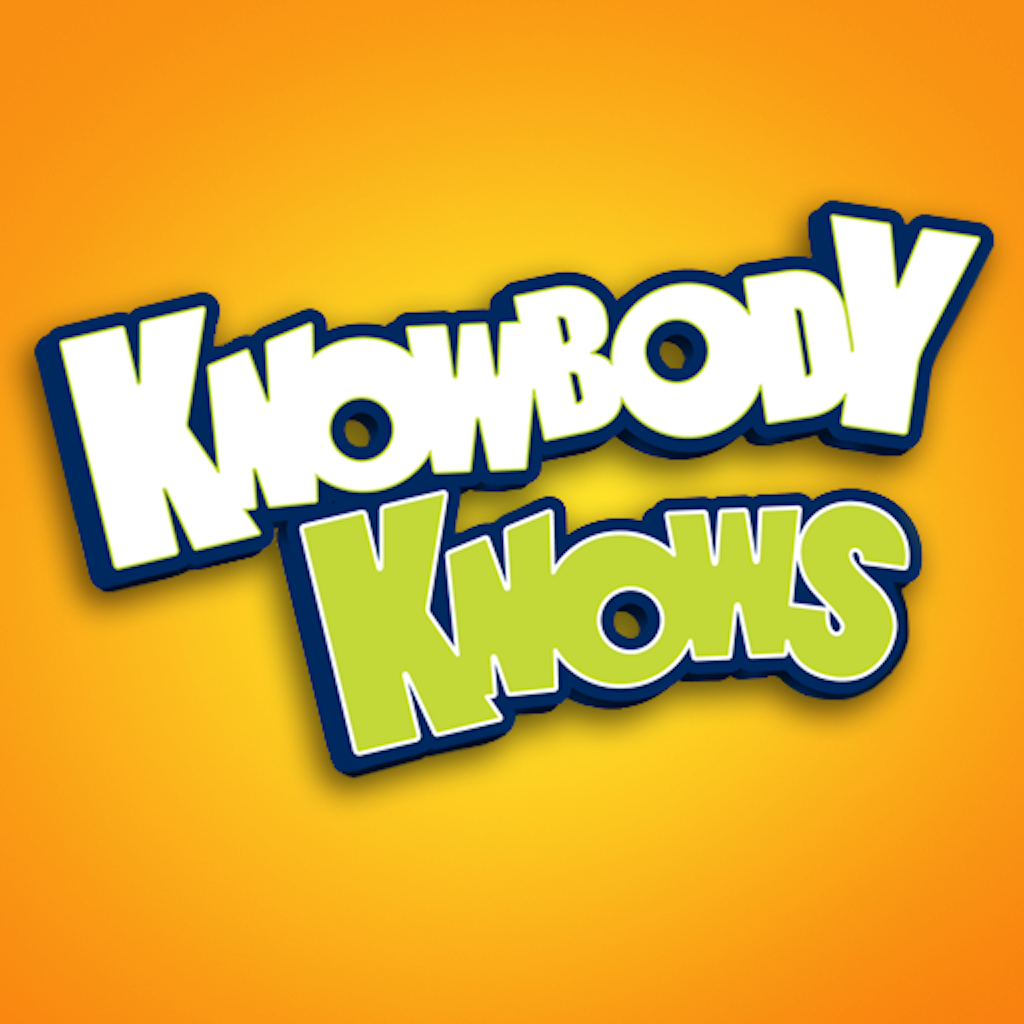Knowbody Knows by Uncle Rez Games icon